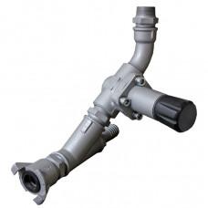Дозатор универсальный шиберного типа | Abrasive Metering Valve –AMV-25