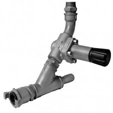 Дозатор универсальный шиберного типа | Abrasive Metering Valve –AMV-32