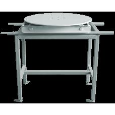 Выдвижной поворотный стол 500мм